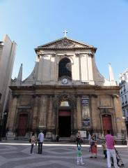Eglise Notre-Dame-des-Victoires -  Basilique Notre-Dame-des-Victoires