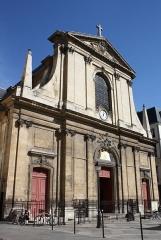 Eglise Notre-Dame-des-Victoires - Deutsch: Katholische Pfarrkirche Notre-Dame-des-Victoires im 2. Arrondissement von Paris