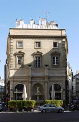 Fontaine publique - English: Fontaine Gaillon, Paris