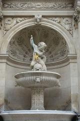 Fontaine publique -  Paris