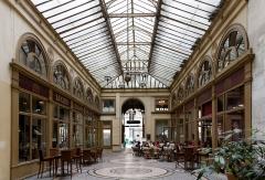 Galerie Colbert -  Galerie Colbert, Paris Juillet 2011