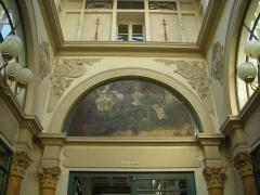 Galerie Colbert -  Galerie Colbert, Paris.