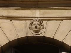 Ancien hôtel Pellé de Montaleau, ou hôtel de Bosredon - English: Hôtel Pellé de Montaleau; place des Victoires, Paris