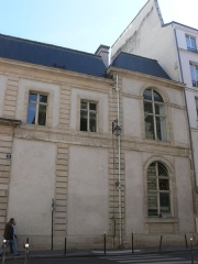Ancien hôtel Tubeuf, ou hôtel Colbert de Torcy - English: Hôtel Colbert de Torcy - Paris - 2nd Arrondissement, rue Vivienne