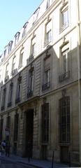 Ancien hôtel - English: 18th c.