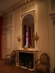 Ancien hôtel - Español: Philadelphia Museum of Art. Habitación del Hôtel Le Tellier (París), ca. 1782-1785.
