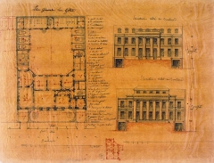 Immeuble dit Hôtel Montholon - French architect and drawer