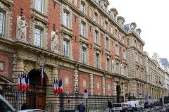 Mairie annexe du deuxième arrondissement -  Mairie du 2 ième arrondissement de Paris