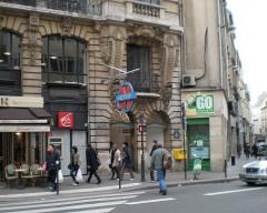 Métropolitain, station Sentier -