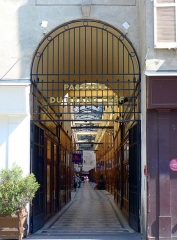Passage du Grand-Cerf (n° 1 à 59 et n° 2 à 58) - English: Passage du Grand-Cerf - Paris