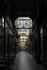 Passage du Grand-Cerf (n° 1 à 59 et n° 2 à 58) - Deutsch: Passage du Grand-Cerf im 2. Arrondissement in Paris (Île-de-France/Frankreich)