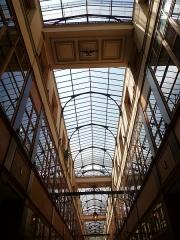 Passage du Grand-Cerf (n° 1 à 59 et n° 2 à 58) -  Passage du Grand-Cerf (Paris)