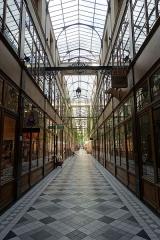 Passage du Grand-Cerf (n° 1 à 59 et n° 2 à 58) -  Passage @ Paris