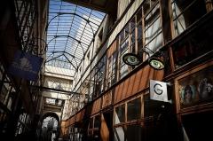 Passage du Grand-Cerf (n° 1 à 59 et n° 2 à 58) -  Passage du Grand Cerf, Paris.