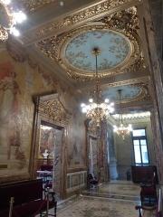 Théâtre de l'Opéra-Comique, dit salle Favart - Picard: Salle Favart  ( Opéra-Comique - Paris )