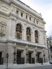 Théâtre de l'Opéra-Comique, dit salle Favart -  Théâtre National de l'Opéra-Comique (