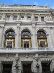 Théâtre de l'Opéra-Comique, dit salle Favart - English: Théâtre National de l'Opéra-Comique (