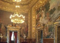 Théâtre de l'Opéra-Comique, dit salle Favart - Picard: Fouéyé deul Opéra-Comique ( Salle Favart - Paris )