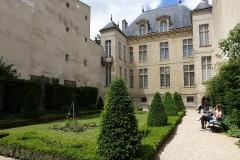 Hôtel Donon -  Jardin Lazare-Ratchine @ Le Marais @ Paris