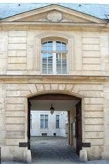 Hôtel Donon - English: Hotel Donon, Musée Cognacq Jay, 8 rue Elzévir, Le Marais, Paris, France