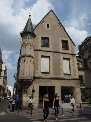 Hôtel Hérouet -  Rue des Francs-Bourgeois, Paris.