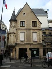 Hôtel Hérouet -  tour gothique