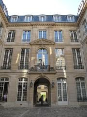 Hôtel de Montmor ou de Montholon - English: Hôtel de Montmort: 79 rue du Temple, Paris 3rd arr.