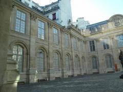 Ancien hôtel de Saint-Aignan (ou hôtel d'Avaux, de Rochechouart, d'Asnières), actuellement musée d'art et d'histoire du Judaïsme - English: Hôtel d'Avaux: 71 rue du Temple, Paris 3rd arr.