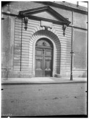 Maison dite aussi Hôtel d'Ecquevilly ou du Grand Veneur -