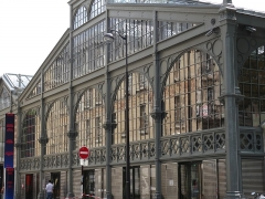 Marché du Temple -  Carreau du temple, Paris
