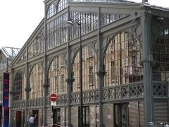 Marché du Temple -  Carreau du temple, Paris