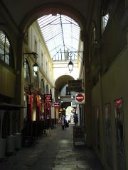 Passage Vendôme et immeubles -  Passage Vendôme