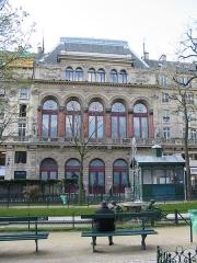 Théâtre de la Gaité Lyrique -  Théâtre de la Gaîté