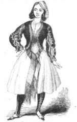 Théâtre Dejazet - Deutsch: Demoiselle Dejazet