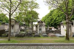 Théâtre Dejazet - English: Père-Lachaise Cemetery