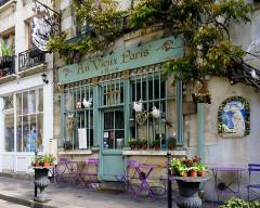 Débit de boisson -  Paris, France