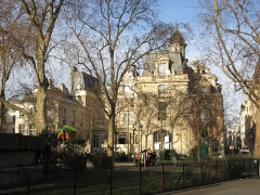 Ecole Massillon - English: Overview of the Massillon school, Paris 4th arrond.