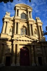 Eglise Saint-Gervais-Saint-Protais - Église Saint-Gervais-Saint-Protais