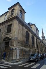 Eglise Saint-Louis-en-l'Ile - English: Église Saint-Louis-en-l'Île, a Catholic church located on Île Saint-Louis in the 4th arrondissement of Paris, France.