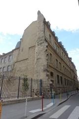Enceinte de Philippe-Auguste -  Enceinte de Philippe Auguste @ Le Marais @ Paris
