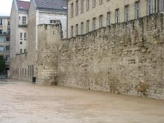 Enceinte de Philippe-Auguste - English: Enceinte of Paris 12th century