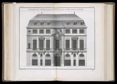 Hôtel de Beauvais, actuellement Cour Administrative d'Appel de Paris -