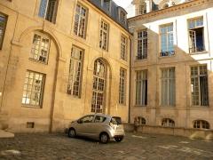 Hôtel Jeanne d'Albret - English: Hotel d'Albret, Rue des Francs Bourgeois, Paris