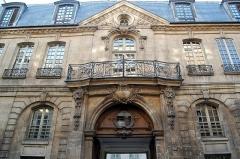 Hôtel Jeanne d'Albret - English: Hotel d'Albret 31 rue des Francs-Bourgeois, Le Marais, Paris, France