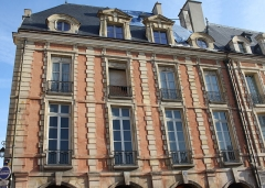Hôtel Laffemas - Deutsch: Hôtel Laffemas in Paris, 22 place des Vosges