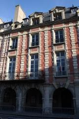 Hôtel Lafont ou de Breteuil  ou hôtel Dangeau ou de Missan ou de Sainson - Deutsch: Hôtel Lafont in Paris, 12 place des Vosges