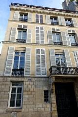 Hôtel Lefebure de la Malmaison - English: Hôtel Lefebvre de la Malmaison, Paris, France.