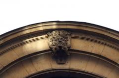 Hôtel Le Tellier ou Barbes (ancien hôtel Deniau de Fontenay ou de Coulanges) - Deutsch: Hôtel de Coulanges in Paris, 35-37 rue des Francs-Bourgeois