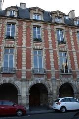 Ancien hôtel de Montmorin - Deutsch: Hôtel de Montmorin in Paris, 3 place des Vosges