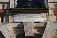 Hôtel de Ribault ou de Langres  (voir aussi : Synagogue, 21 rue des Tournelles) - Deutsch: Hôtel de Ribault in Paris, 14 place des Vosges